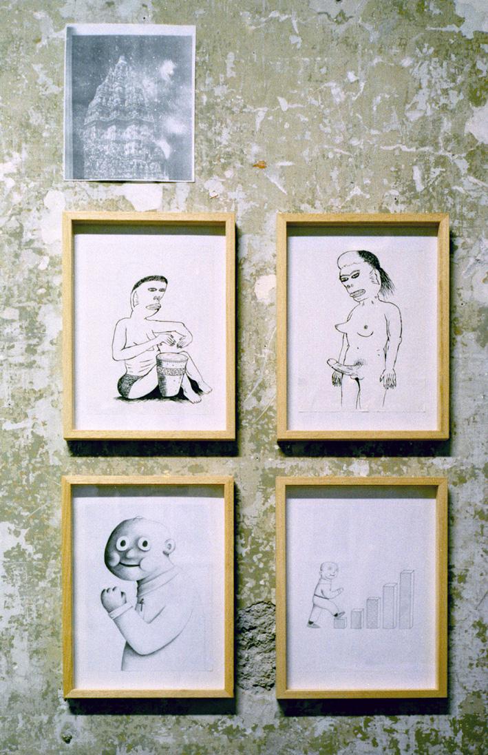 Spencer Clark, Hendrik Hegray, Roope Eronen